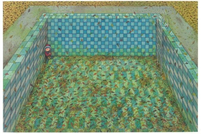 Jimmy Liao (2008). 'Esconderse en un lugar del mundo'.