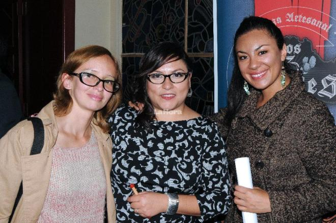 Sandra Araya, Andrea Torres Armas, Carla Badillo Coronado