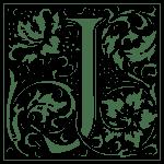 william-morris-letter-j